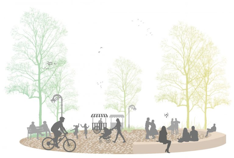 Opportunity for Public Open Spaces Image